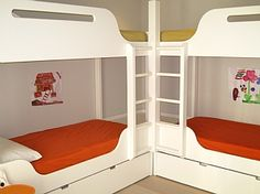 Safety List When Purchasing – Bunk Beds for Kids Bunk Bed Plans, Bench Plans, Triple Bunk Beds, Window Benches, Boy Room, Home Improvement, New Homes, Windows, How To Plan