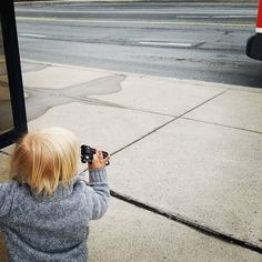Waving goodbye to the bus after his first city bus ride toy train in hand.  I'd say his second birthday was a success and totally worth getting out of pajamas! _ _ _  #mrcarterboyle turns 2!  #birthday #bigbrother #pajamamamamonday #itssaturday #jammiedaddies #allpjpals #play #playallday #anydaypajamaday #learnthroughplay #playistheworkofchildhood #explore #adventure #discover #bus #train #childrensbook #kidlit #reading #bookstagram #kidbookstagram #qualitytime #family #friends #love…