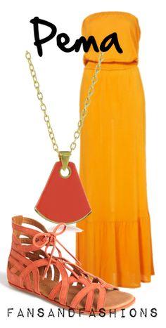 From Legend of Korra. Dress is too cute!