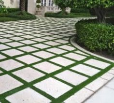Grass Driveways   Environmentally Friendly Driveway The idea of a grass driveway is off-putting to many people; indeed, weren't driveways invented as an alternative to plain grass, to provide great...