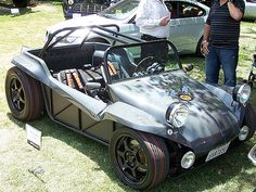 Once my Notch is done this will be the next project.  Love this Manx.