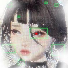 imagen descubierto por ky. Descubre (¡y guarda!) tus propias imágenes y videos en We Heart It Aesthetic Grunge, Aesthetic Art, Aesthetic Pictures, Aesthetic Anime, Images Kawaii, Emo Princess, Virtual Girl, Gothic Anime, Cybergoth