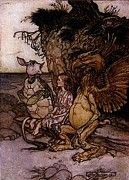 "New artwork for sale! - "" Rackham Arthur Alice In Wonderland The Mock Turtle S Story by Arthur Rackham "" - http://ift.tt/2nFPXow"