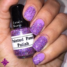 """Indie Painted Paw Polish """"Cosmic Queen"""""""