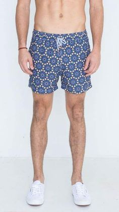 eab013db70 Retro's swim trunks are made for the man who craves an active and vibrant  lifestyle.