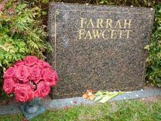 Farrah Fawcett  February 2, 1947, Corpus Christi, Texas  June 25, 2009, Santa Monica, California  Westwood Memorial Park