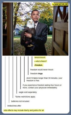 Funny pictures about 'Murica knocks the door. Oh, and cool pics about 'Murica knocks the door. Also, 'Murica knocks the door. Funny Tumblr Posts, My Tumblr, We Are The World, In This World, Lol, Thing 1, Laughing So Hard, Just For Laughs, Knock Knock