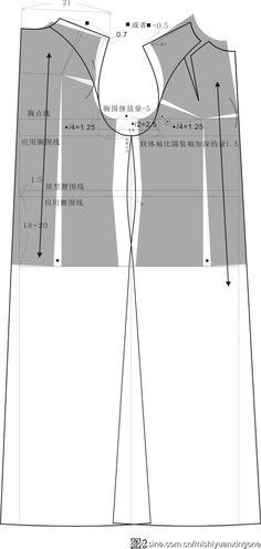 book on-line 米式原型 Mi Bodice Style  http://blog.sina.com.cn/mishiyuanxingone