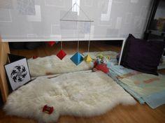 Coin bébé Montessori : le nido