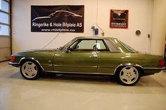 Mercedes-Benz SL 280SLC 1981, 239000 km, kr 99.530,-