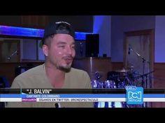 J Balvin Premios Billboard 2015 - YouTube