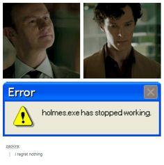 Both Mycroft Sherlock blink rapidly when thrown off. Sherlock Holmes Tv, Sherlock Fandom, Moriarty, The Science Of Deduction, Sherlolly, 221b Baker Street, The Greatest Showman, Johnlock, Martin Freeman