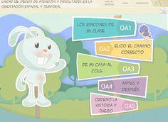 Escuela infantil castillo de Blanca: DÉFICIT DE ATENCIÓN