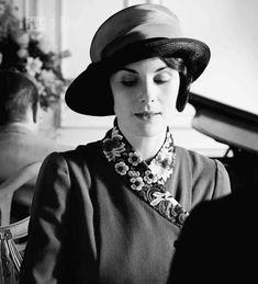 Downton Abbey Mary