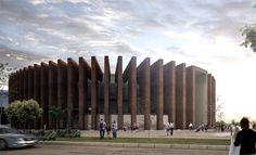 Nueva Plaza de Toros de Diseñada por Sordo Madaleno Arquitectos - Noticias de Arquitectura - Buscador de Arquitectura