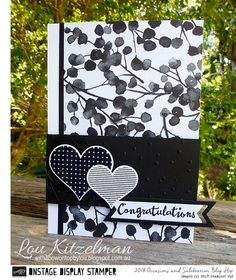 Welcome to the Stampin' Up! 2018 Occasions + Sale-A-Bration Display Stamper Blog Hop. We are Stampin' Up! Demonstrators from all around ...