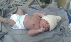 O nascimento da Mariah! Detalhes do parto