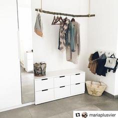 """Gefällt 305 Mal, 6 Kommentare - IKEA Austria (@ikeaaustria) auf Instagram: """"Mit welchen selbstgemachten Details verleihst du deinem Zuhause eine persönliche Note? 💙💛 Zeig es…"""" Interior Design Living Room Warm, Porch Interior, Diy Interior, Room Interior, Studio Apartment Furniture, Home Decor Furniture, Nordli Ikea, Clothes Cabinet, Home Design"""