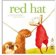 Book Review: Red Hat - pinned by @PediaStaff – Please Visit ht.ly/63sNtfor all our pediatric therapy pins