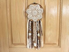 Hey, I found this really awesome Etsy listing at https://www.etsy.com/listing/204837841/boho-dreamcatcher-brown-dreamcatcher