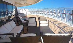 Disney Cruise Dream and Fantasy Royal Suite verandah image