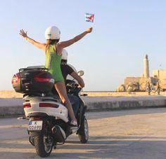 Scooter Rentals in Cuba