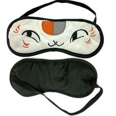 Natsume's Book of Friends Smiling  Nyanko Sensei Cosplay Eye Patch - USD $ 2.99
