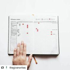 "Polubienia: 1,549, komentarze: 5 – Minimalist Bullet Journals (@minimalistbujo) na Instagramie: ""I really love this deadline spread by @thegiverwrites ! ""Deadline tracker for uni applications!!…"""