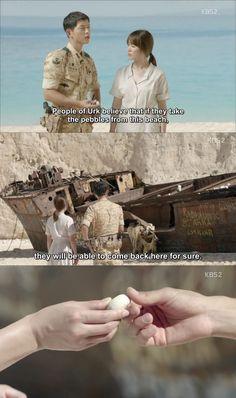 I want dat stone ot pebble Decendants Of The Sun, Song Joon Ki, Songsong Couple, Korean Dramas, My Forever, Descendants, Comebacks, Dean, Kdrama
