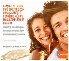 Anúncio 1/2 página de fim de ano (natal) veiculado no Jornal Correio da Paraíba.