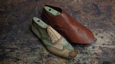 Shoe magic.