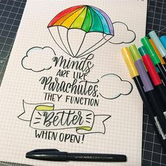"1,063 Likes, 5 Comments - DawnT (@cre8tivesun) on Instagram: ""I think I may have mixed up the prompt, but I LOVE the sentiment... ❤️☁️ #characterlettering…"""