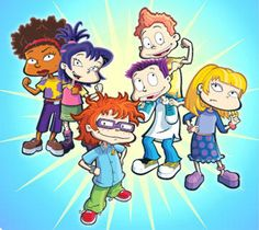 Rugrats All Grown up, made me realize how old I was getting.