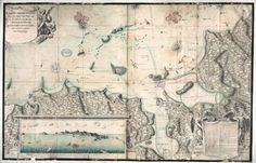 Entrée du Port de Saint Malo vers 1700