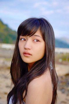 Haruna Kawaguchi cute japanese girl