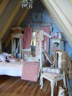 Frederica's Little World