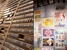 Hatch Show Print : A Weekend in Nashville : TravelChannel.com
