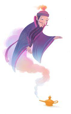 Aladdin - Livia Coloji