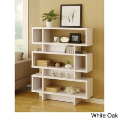 Furniture of America Tier Display Cabinet/ Bookcase | Overstock.com Shopping - The Best Deals on Media/Bookshelves
