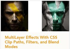 MultiLayer Effects With CSS Clip Paths, Filters, and Blend Modes, #Blend_Mode, #Code, #CSS, #CSS3, #Filter, #HTML, #HTML5, #Tutorial, #Web #Design, #Development