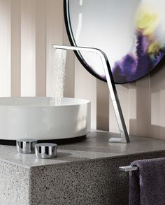 CL.1: Sharpen your senses - Dornbracht at ISH 2015 #bathroom @dornbracht
