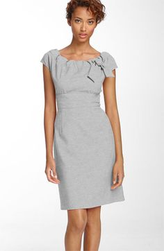 cute grey dress option for our girls...