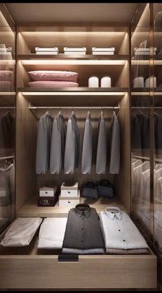 Bedroom Cupboard Designs, Wardrobe Design Bedroom, Bedroom Closet Design, Bedroom Cupboards, Bedroom Furniture Design, Home Room Design, Wardrobe Interior Design, Wardrobe Door Designs, Closet Designs