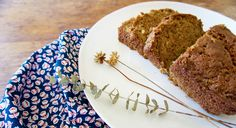 Zucchini Spice Bread. I would substitute sweetener for the real sugar& use almond flour instead of the real flour. #lowcarb