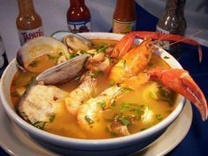 7 Mares ...another seafood favorite
