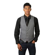 Men's Heather Grey Full Back Dress Vest-Large SixStarUniforms,http://www.amazon.com/dp/B00H3W079C/ref=cm_sw_r_pi_dp_VCU.sb1531H1VC6K