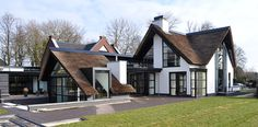 White villa on Behance www.jeroendenijs.com