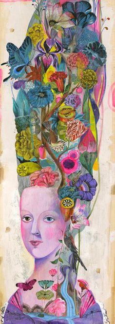 Olaf HAJEK #collage #artwork
