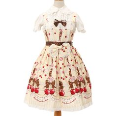http://www.wunderwelt.jp/products/detail3544.html ☆ ·.. · ° ☆ ·.. · ° ☆ ·.. · ° ☆ ·.. · ° ☆ ·.. · ° ☆ Cherish my juicy cherry pattern candy dress BABY THE STARS SHINE BRIGHT ☆ ·.. · ° ☆ How to order ☆ ·.. · ° ☆   http://www.wunderwelt.jp/blog/5022 ☆ ·.. · ☆ Japanese Vintage Lolita clothing shop Wunderwelt ☆ ·.. · ☆ # egl