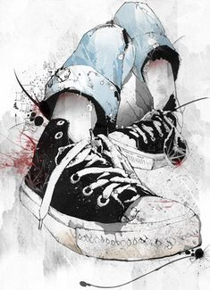 Illustration | Chucks
